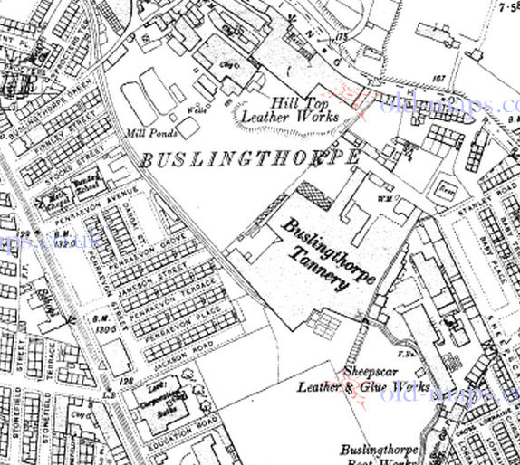 buslingthorpe lane