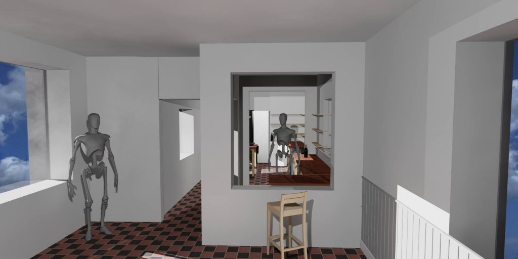kitchen 3 3d