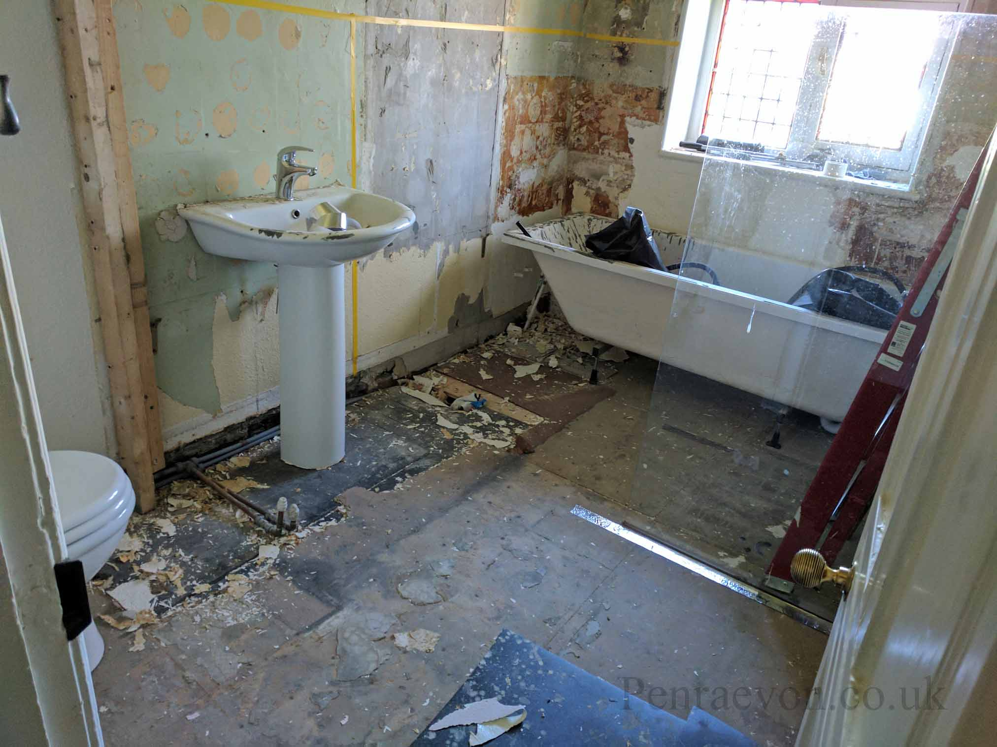 Image result for Bathroom Stripping