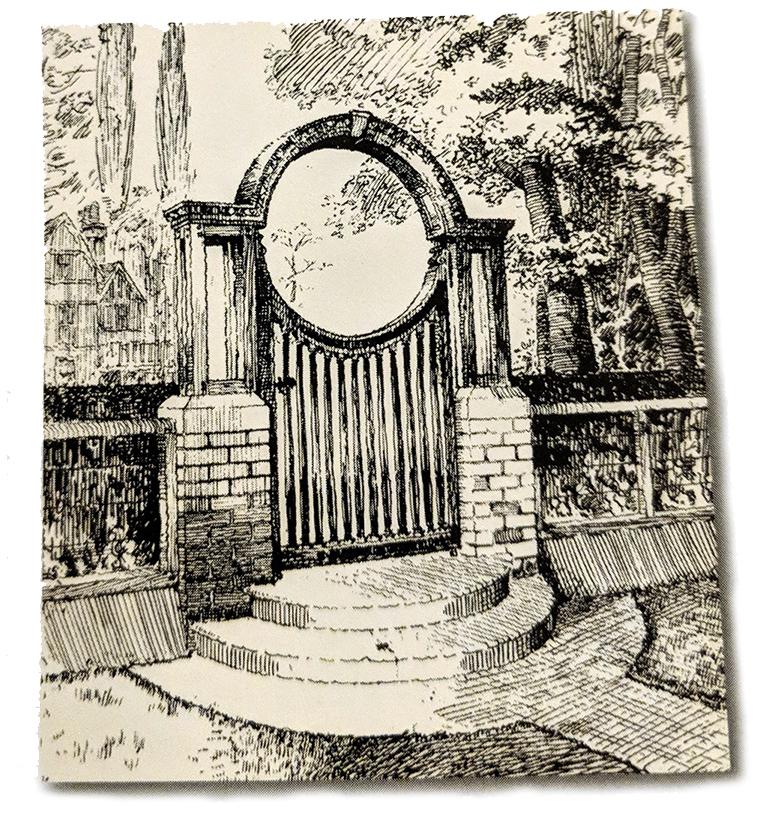 Hoop Gate