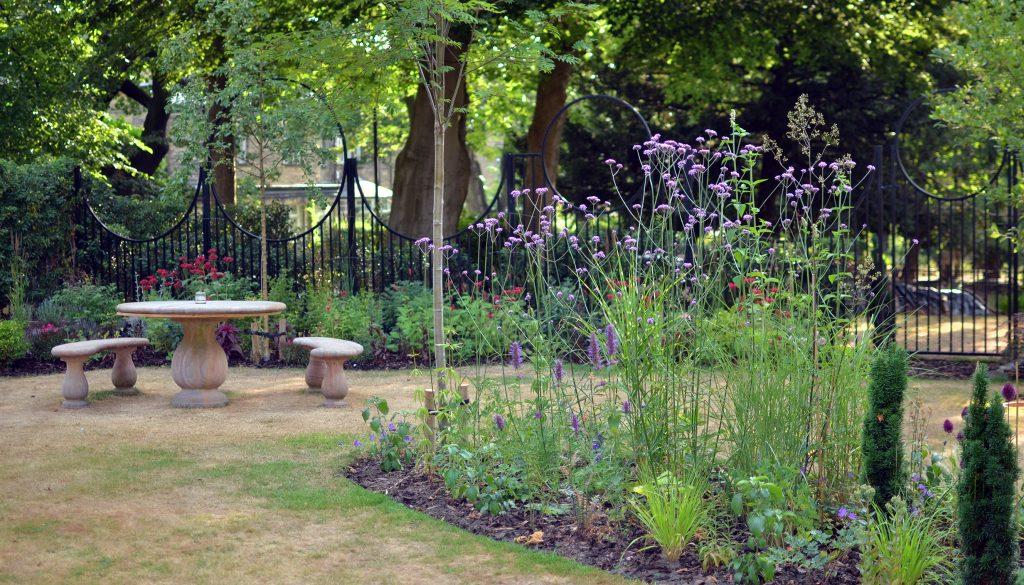 Summer garden 2018